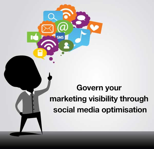How to Dominate your Marketing Visibility in The Social Media