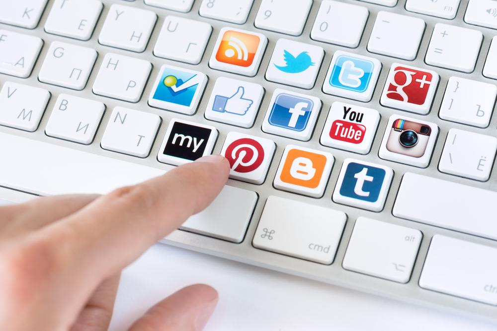 choosing social media