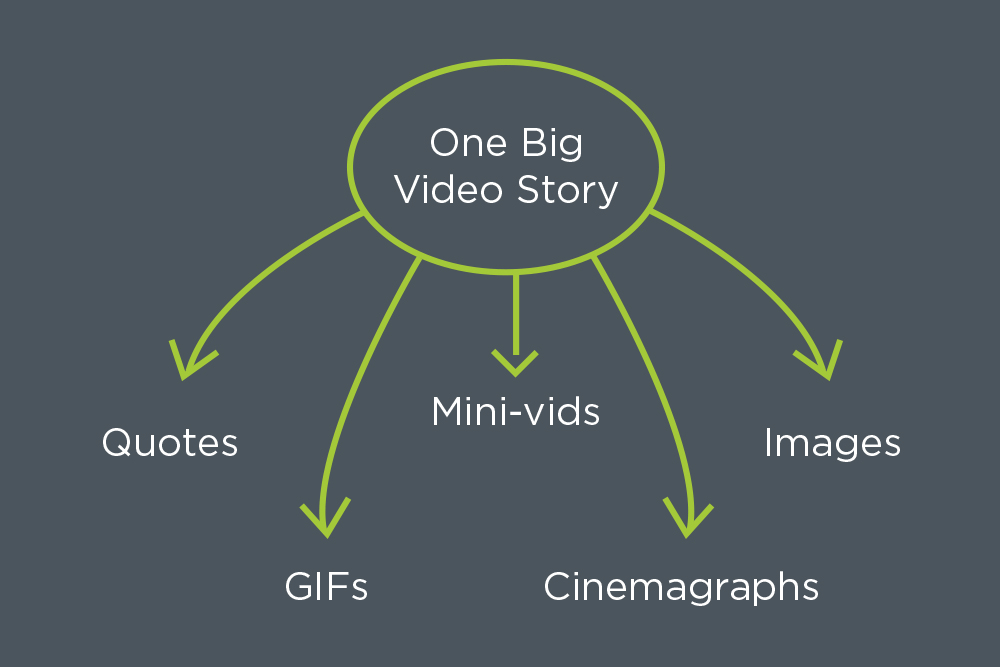 One Big Video Story