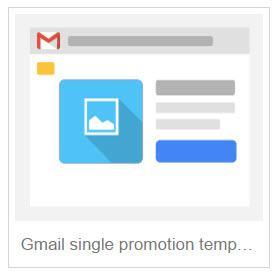 single promotion ads