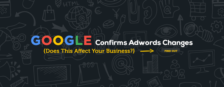 Google confirms AdWords changes