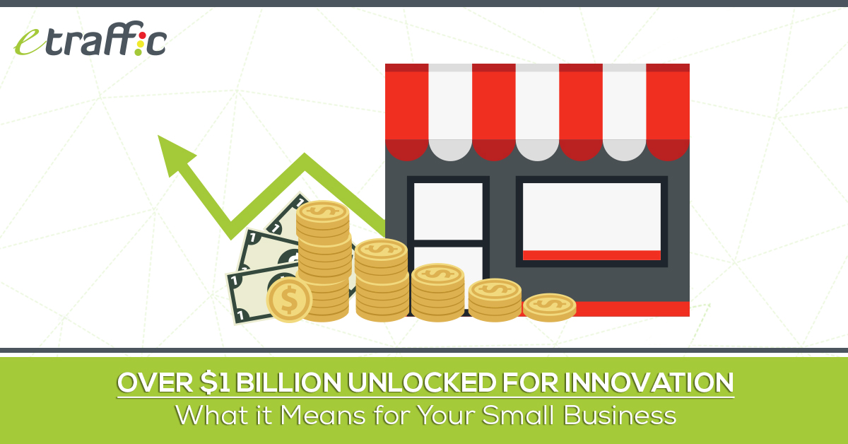 Over $1 Billion Unlocked for Innovation