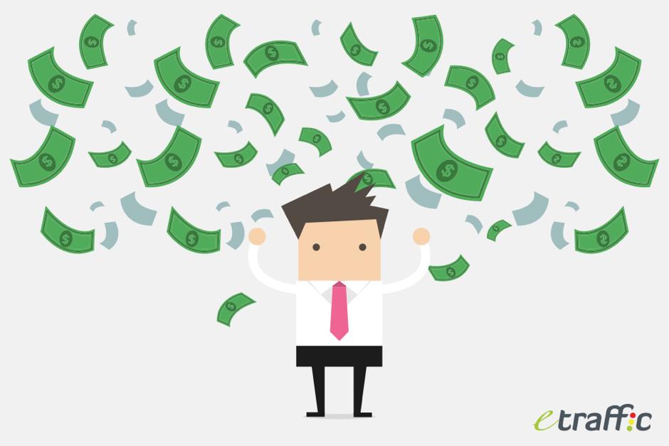 It's raining money for innovative entrepreneurs