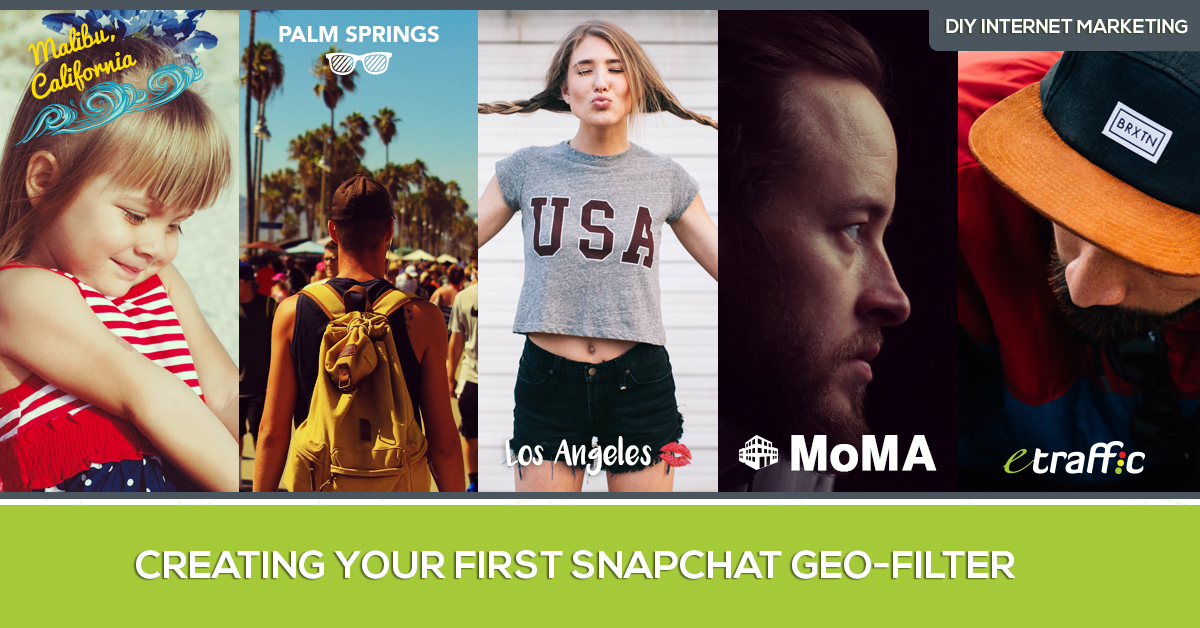 Creating Your First Snapchat Geo-Filter