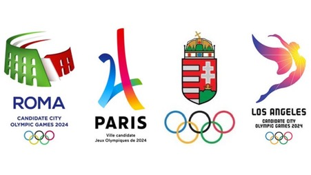 Summer Olympics 2024 candidate cities