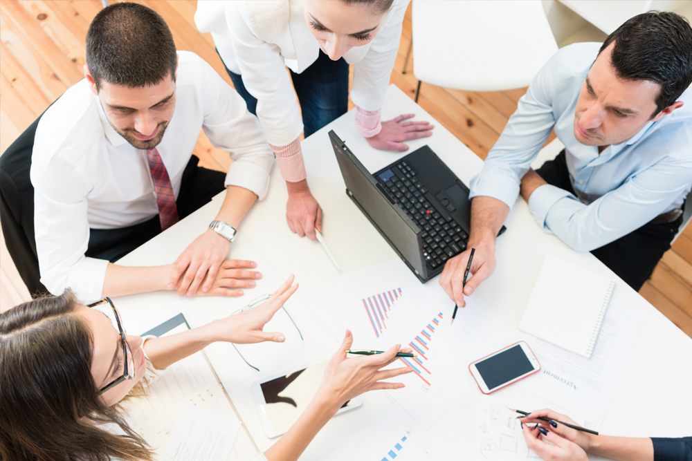 regular meetings unite team
