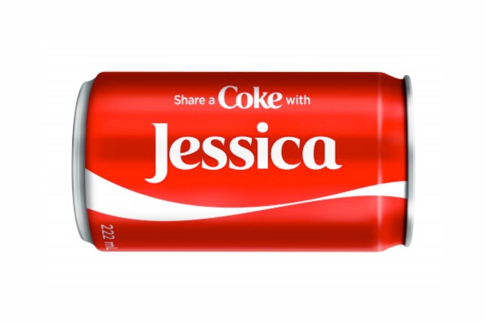 share-a-coke initiative