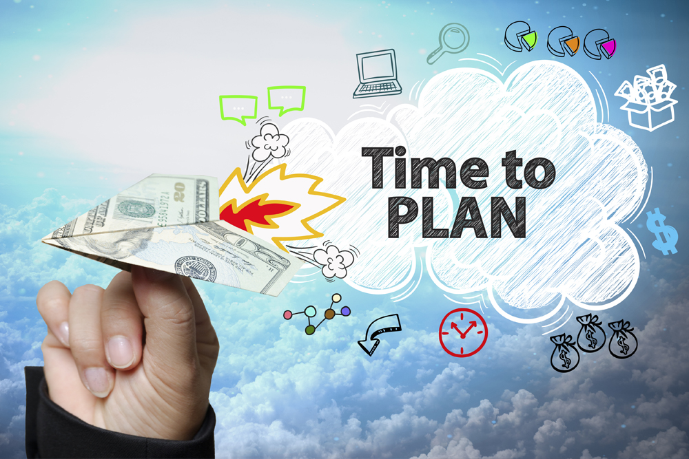 Define your goals and think SMART plan