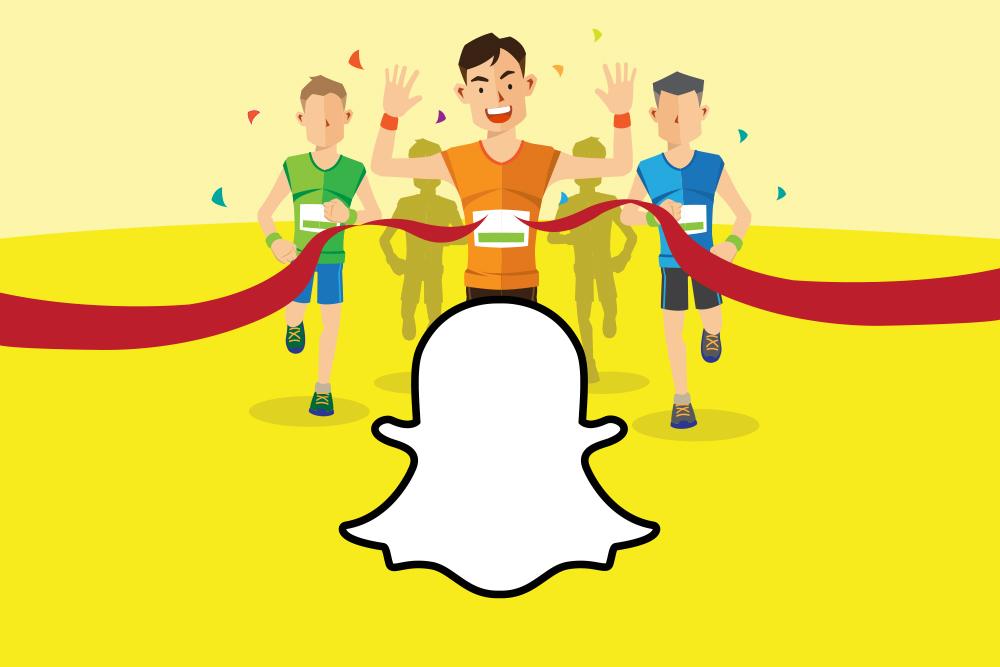 Snapchat for LA 2024