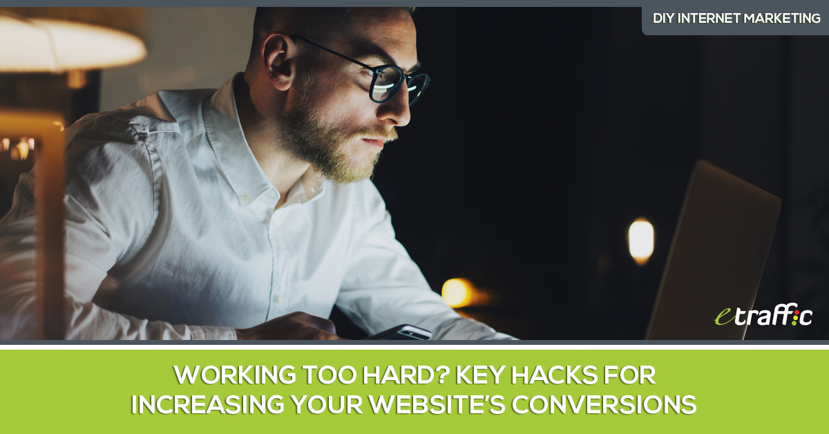 Key Hacks for Increasing your Website's conversions