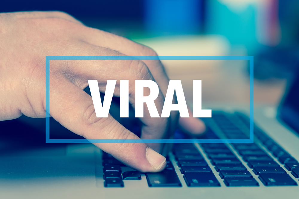 going viral is critical to business success