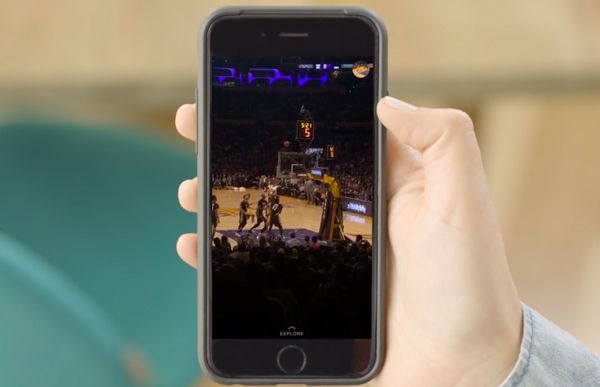 live sports games on mobile