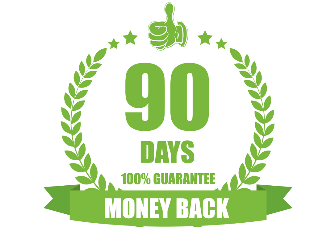 risk-free money-back guarantee