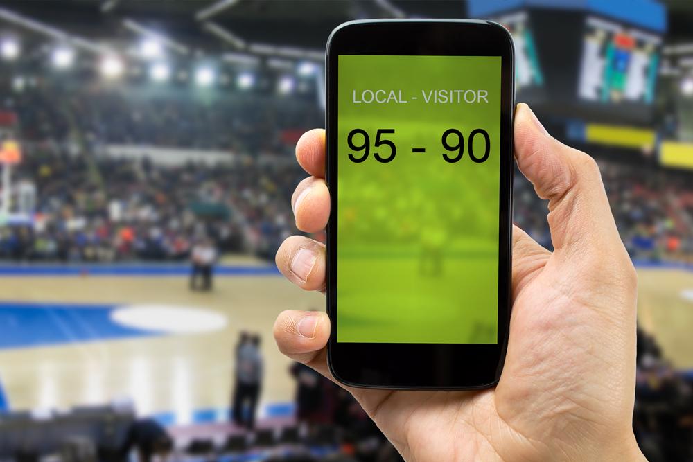 shift in sports communication