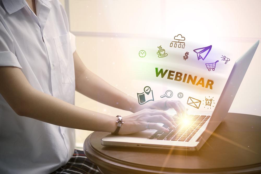 deliver free webinar