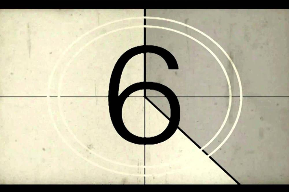 countdown timer - 6