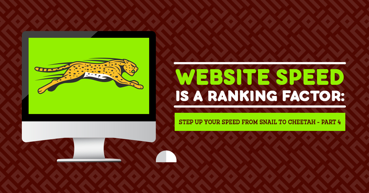 Step up Your Speed from Snail to Cheetah - Part 4