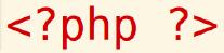 php hybrid standard code