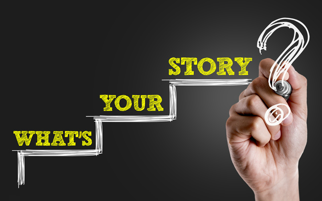 your brand's story