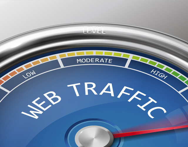 driving web traffic