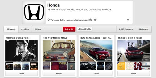 Honda on Pinterest
