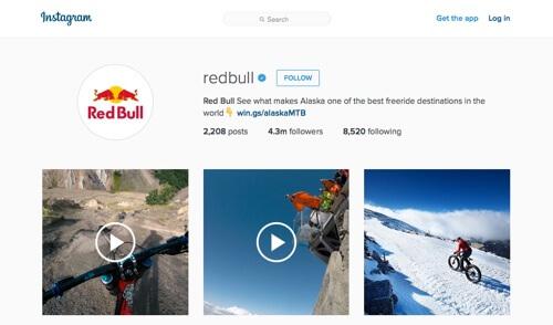 Red Bull on Instagram