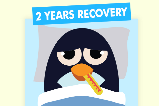 2 years recovery from Google Penguin Update