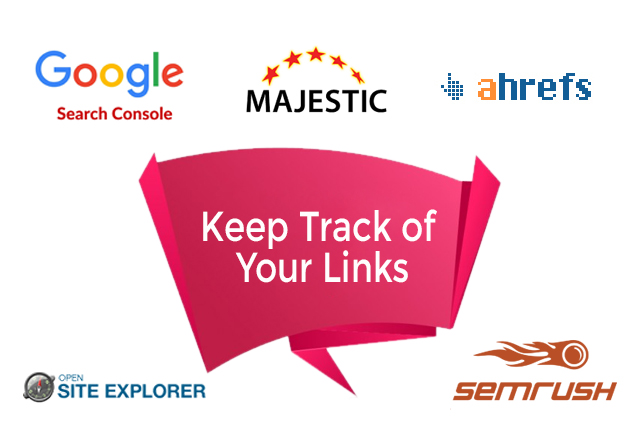 Keep Track of Your Links
