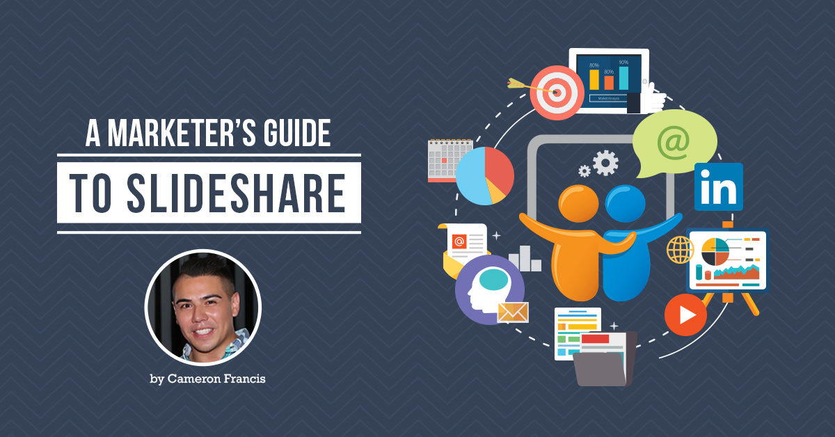 A marketer's guide to slideshare-web