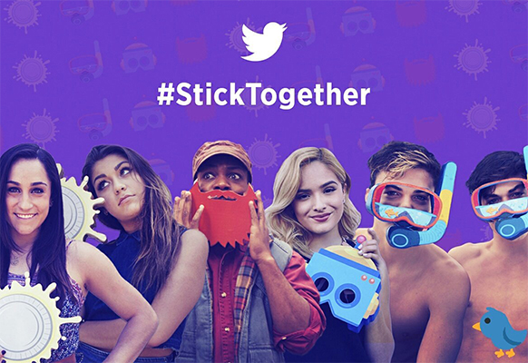 Twitter #StickTogeter