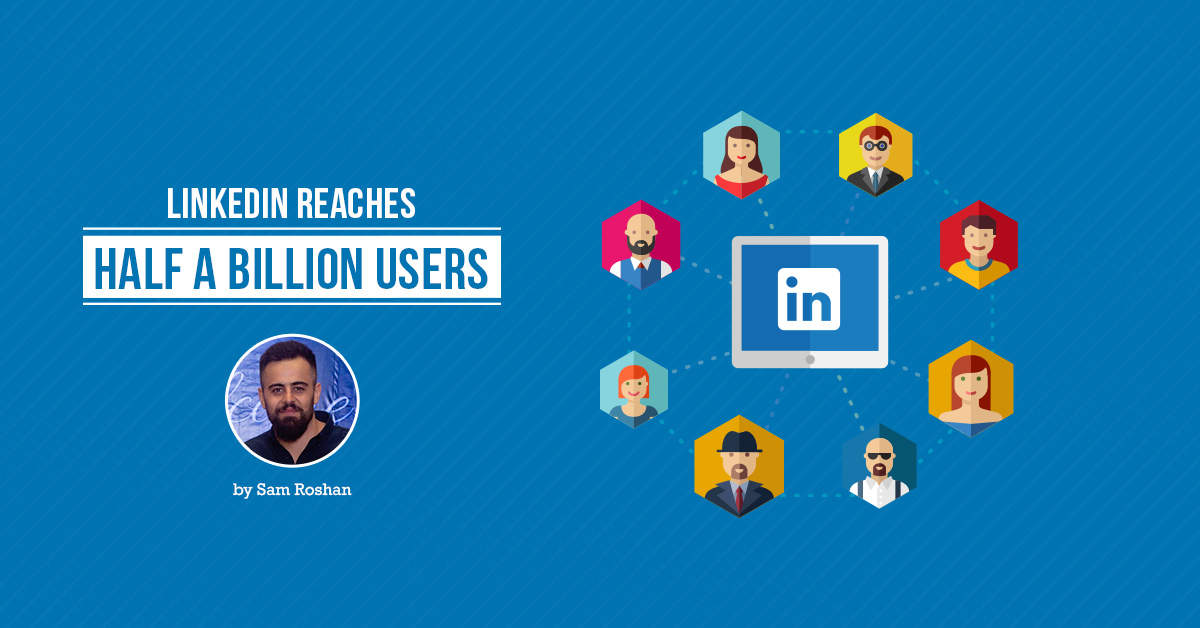 LinkedIn Reaches Half a Billion Users