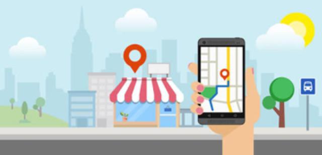 How to setup a Google Maps page