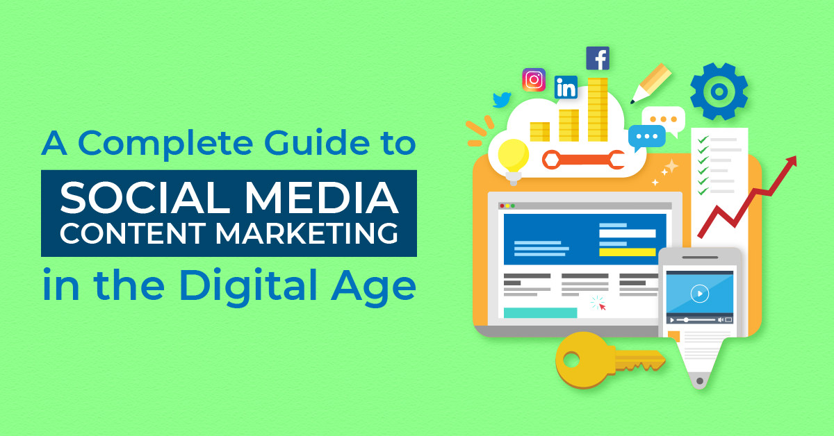 Guide to Social Media Content Marketing | ETRAFFIC Web Marketing