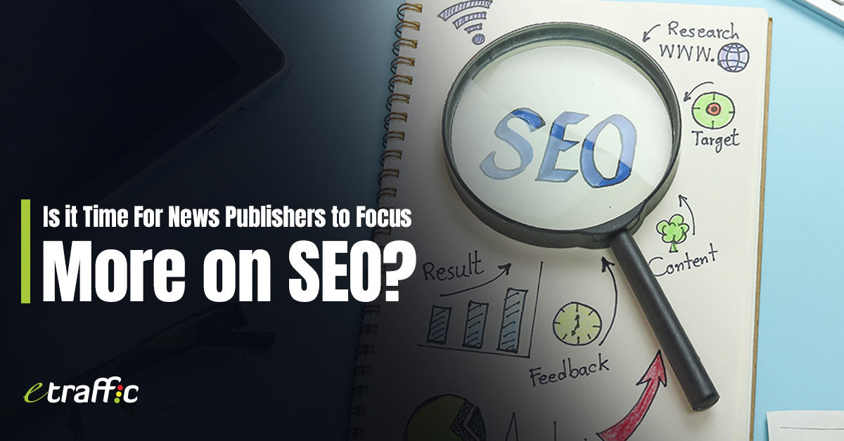 Time to Focus more on SEO