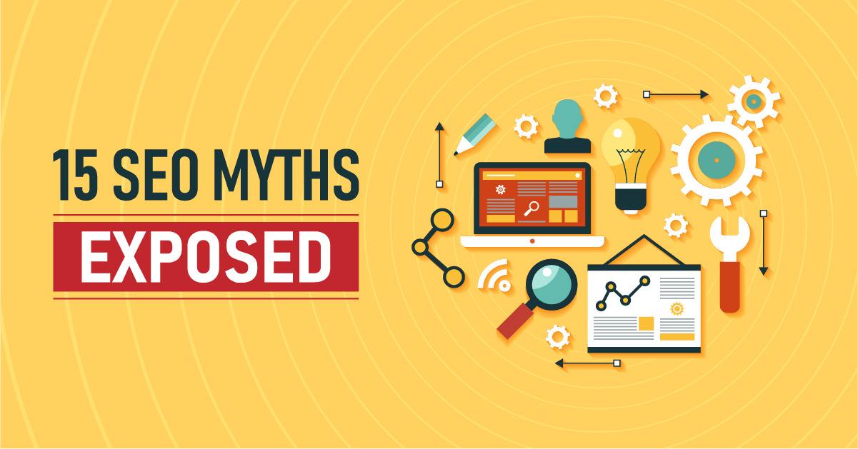 15 SEO Myths Exposed | ETRAFFIC