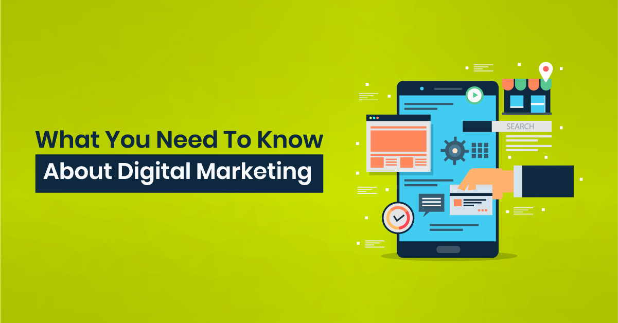 About Digital Marketing | ETRAFFIC Web Marketing