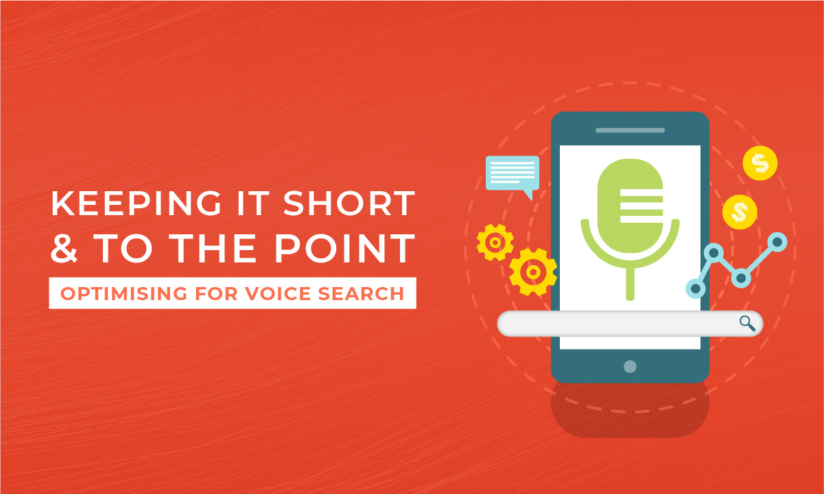 Optimise Voice Search by Keeping it Short | ETRAFFIC