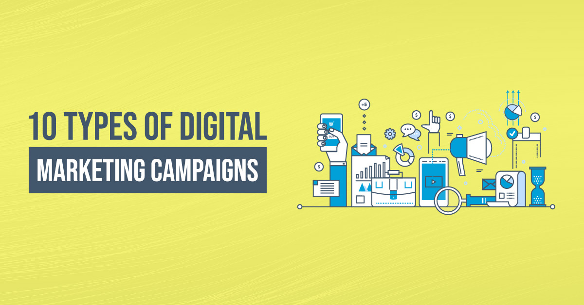 Types of Digital Marketing Campaign | ETRAFFIC Web Marketing