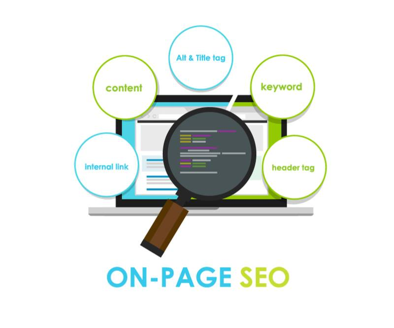 On Page Elements