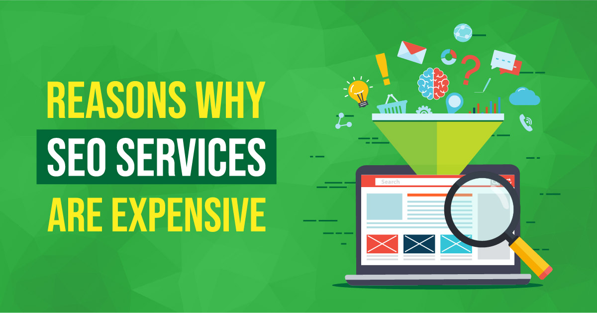 Reasons why SEO Services are Expensive | ETRAFFIC