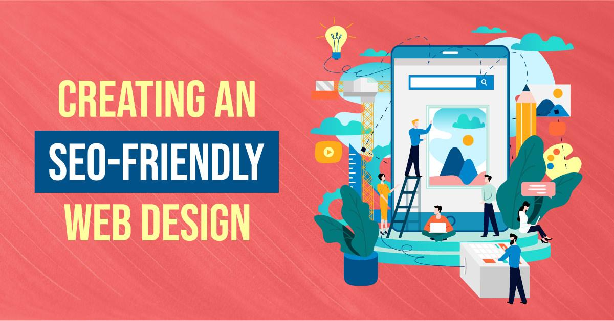 SEO friendly Web Design | ETRAFFIC