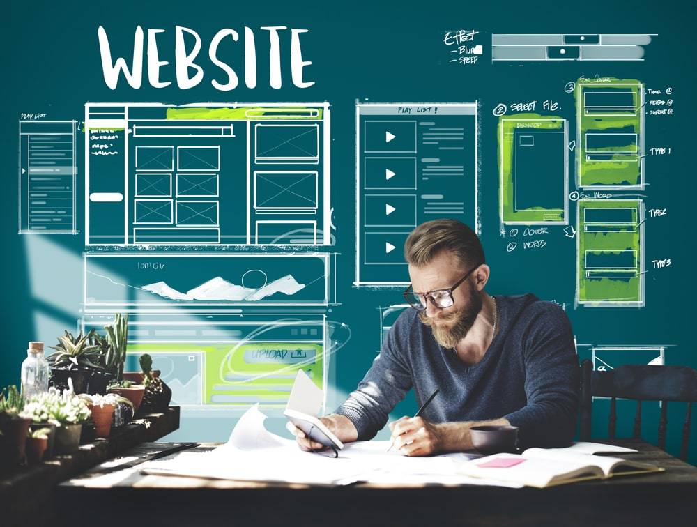 importance of web design for accountants