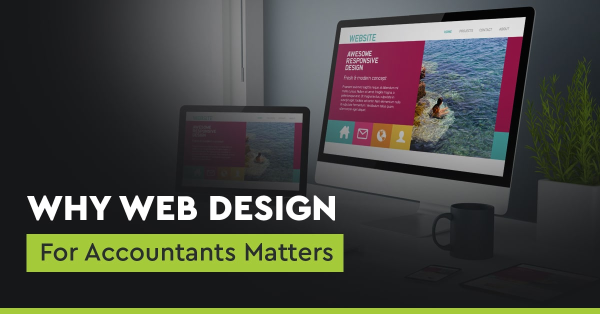 web design for accountants