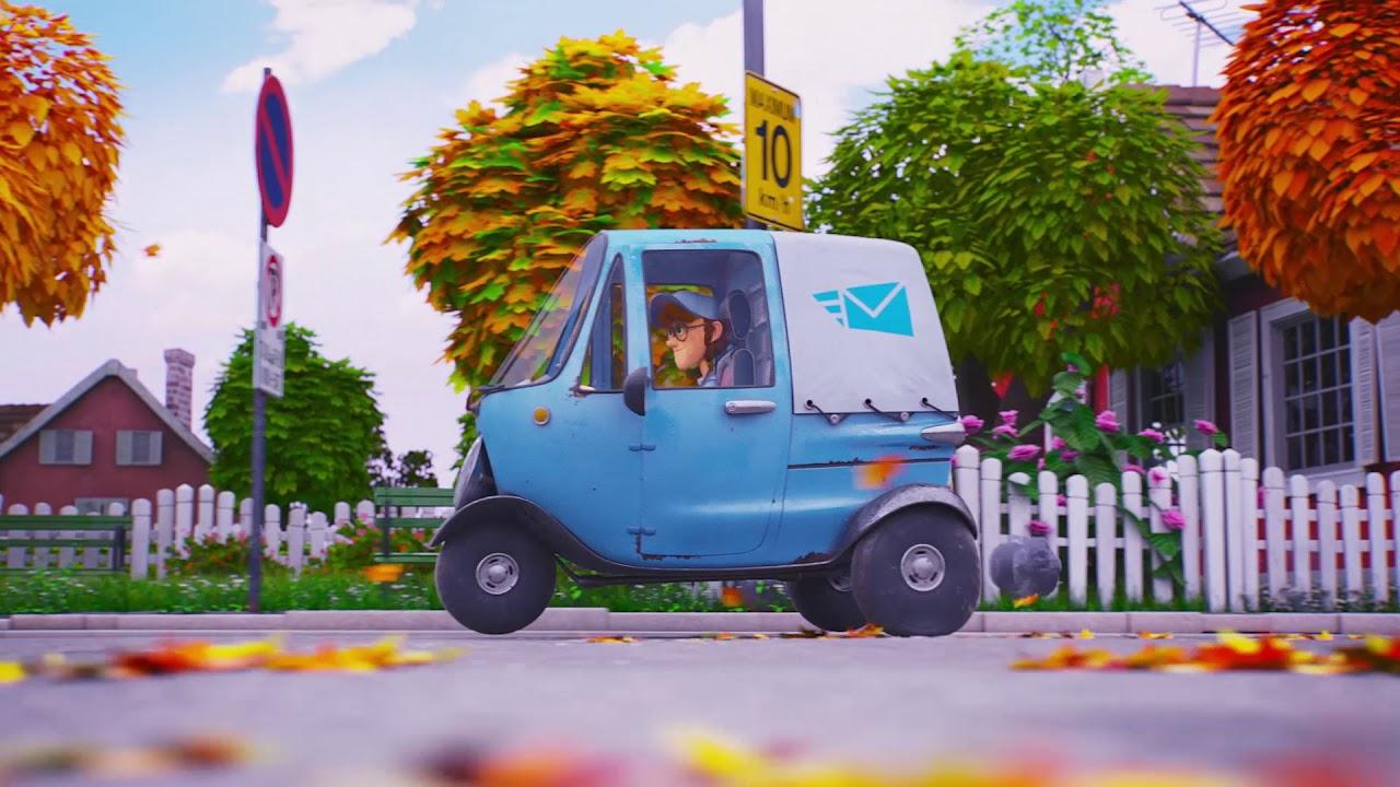 The Postman - Renault ZE