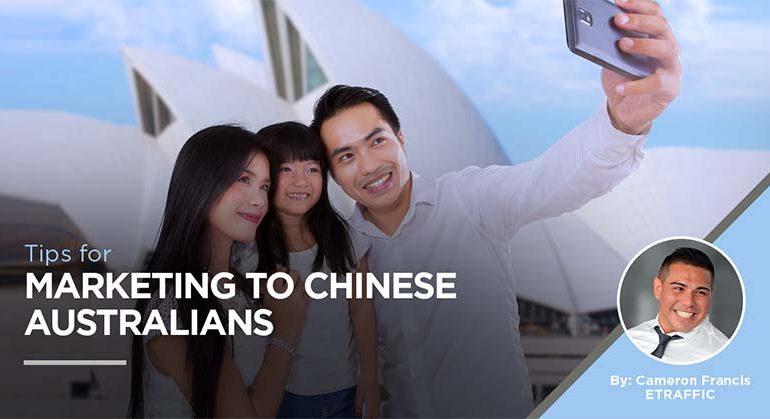 Marketing to Chinese Australians
