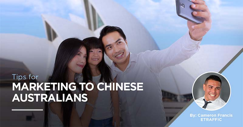 Marketing to Chinese Australians