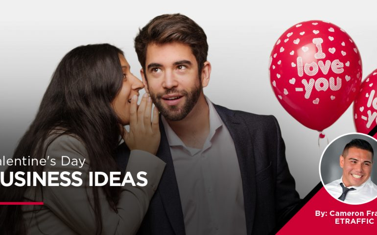 valentine's day business ideas