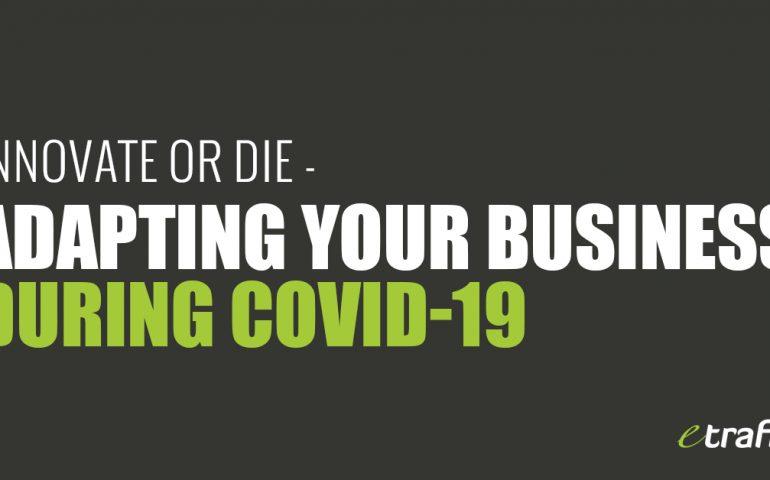 innovate or die adapting business covid-19