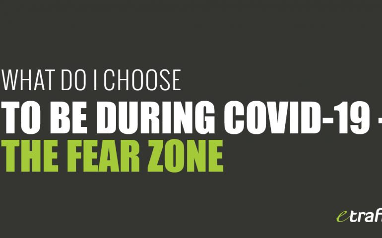 covid-19 pandemic fear zone